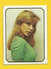 Karina Vintage 1976 TV Film Movie Star Card from Spain