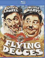 The Flying Deuces NEW SEALED (Blu-ray Disc, 2015) Laurel & Hardy