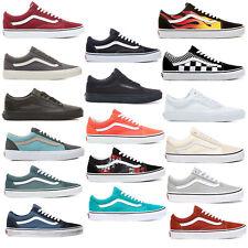 Vans Old Skool Herren-Sneaker Schuhe Turnschuhe Skateschuhe Sportschuhe