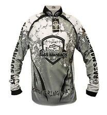 Tournament jersey fishing shirts tops ebay for Bass fishing tournament shirts