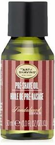 Art of Shaving Pre-Shave Oil for Men, Sandalwood, 1oz