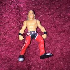 WWE shawn michaels micro 5cm action Figure Jakks pacific 2006 Wrestling hbk