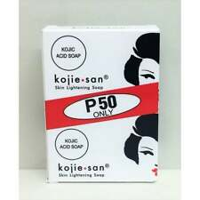 100% Authentic Kojie San Kojic Acid Skin Lightening Soap 2x65g UK SELLER