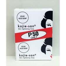 100% Authentic Kojie San Kojic Acid Skin Lightening Soap 2x65g UK SELLER