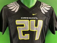 J722/150 NCAA University of Oregon Ducks #24 Nike Jersey Youth Medium 12-14
