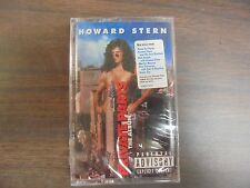 """NEW SEALED """"Howard Stern Private Parts"""" The Album Cassette  Tape (G)"""