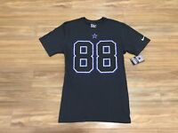 Nike Men's Dallas Cowboys Dez Bryant Travel Number & Name T-Shirt 729527 NEW