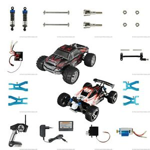 RAYLINE Funrace 01 FR01 WLtoys A959 A979 Alle Ersatzteile z.B. Motor, Tuning