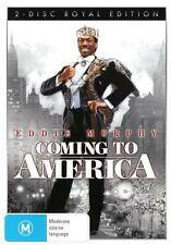 COMING TO AMERICA - 2 Disc ROYAL EDITION - Eddie Murphy DVD