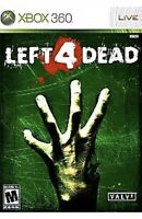 Left 4 Dead XBOX 360 Game 1 Xbox One/series X Compatible Zombies (for)