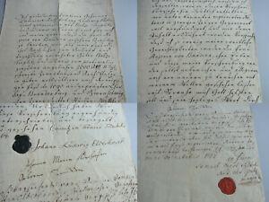 Contract Cravitz 1767: Johann Ludwig Elderhorst Leiht Money; Bolz Tieplitz
