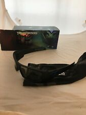 Oakley Gascan Transformers Glasses 3D Lens Dark Side of the Moon Oo9143-04