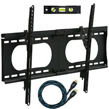 Tilt TV Wall Mount Bracket 32 39 40 42 46 48 50 55 60 65 70 75 80 LCD LED Plasma