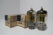 Matched Pair 403B Western Electric Tested NOS NIB HiFi Amp Ham Vacuum Radio Tube