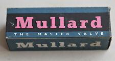 MULLARD - RADIO VALVE - PL504 - in original box.