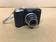 Nikon COOLPIX P60 8.1MP Digital Camera - Black