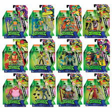 Rise of The Teenage Mutant Ninja Turtles Action Figures CHOOSE YOUR FAVOURITE
