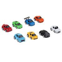 8 x Classic Boy&Girl Vehicle Kids Child Toy Mini Small Pull Back Car Racer