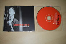 Simply red - Ain't that a lot of love. CD-Single PROMO (CP1704)