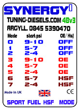 RANGE ROVER P38 2.5L 6CYL DIESEL TUNING BOX - SYNERGY 4Bv3, + SPORT BUTTON