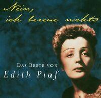 Edith Piaf Nein, ich bereue nichts-Das Beste von (1999, EMI) [CD]