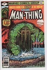 MAN-THING V2 #1 - 8.5 - WP