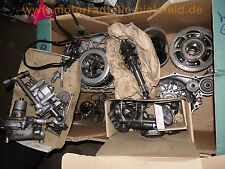 Ersatzteile Honda XRV750 Africa Twin RD04: Motordeckel rechts engine-cover RHS