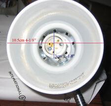 "2 pcs GOOSENECK lamp LIGHT FLEXIBLE Bendable steel 21"" long for sewing machine"