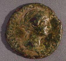 MONNAIE ANTIQUE - FAUSTINE JEUNE - AS ROME 145/146 - LAETITIAE PUBLICAE