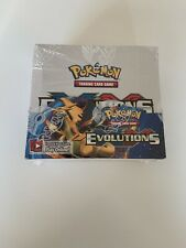Pokémon xy evolutions booster box(display)sealed(ungeöffnet)Original Verpackt!