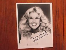 """MICHAEL  LEARNED(""""The  Waltons/Nurse"""")Signed 8 x 10  Black & White  Glossy Photo"""