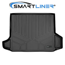 Smartliner Cargo Liner Floor Mat Black For 2018-2021 Gmc Terrain / Chevy Equinox
