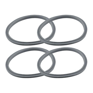 4X For Nutribullet Grey Gasket Seal Ring Suits New 600W 1200W 900W Models