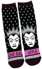 Dames Villains Blanche Neige Disney Méchante Reine Bad Apple Chaussettes Uk 4-8