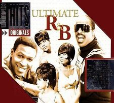 Ultimate R&B: Featuring The Four Tops, The Temptations, Martha Reeves, James Bro