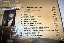 BILL WYMAN'S RHYTHM KINGS-ANYWAY WIND BLOWS MINT UK CD