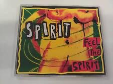 SPIRIT FEEL THE SPIRIT CD SINGLE 4 TRACKS
