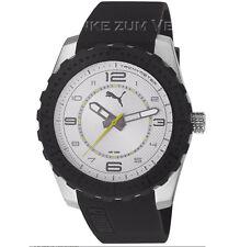 Puma Herrenuhr Uhr Cross Silver Gents PU103091003