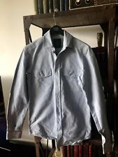350dc5323b9 Belstaff Men s Denim Blue Sport Shirt 2Front pockets Size 38