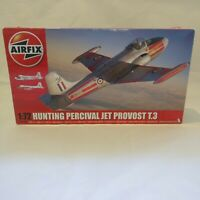Airfix Hunting Percival Jet Provost T.3 Model Plane 1:72  A02103