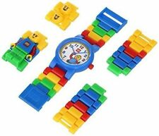Lego Plastic Case Analogue Wristwatches