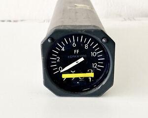 Boeing Fuel Flow Rate Indicator - 8DJ164LWA3