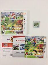 Mario Tennis Open Nintendo 3DS Auth CIB