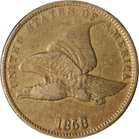 1858SL Flying Eagle Cent Great Deals From The Executive Coin Company