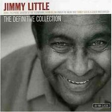 JIMMY LITTLE THE DEFINITIVE COLLECTION 2 CD NEW