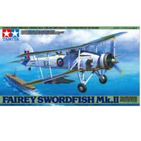 Tamiya 61099 Fairly Swordfish Mk.II 1/48