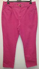 Sarah Kern !! Damen Stretch- Jeans Gr. 46 / pink