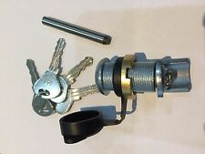 AVONRIDE TYPE HITCH LOCK, FULL PACKAGE, FITS IFOR WILLIAMS,  PLUS  FOUR KEYS