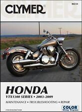 2003-2009 Honda VTX1300 VTX 1300 CLYMER REPAIR MANUAL M231