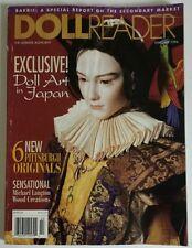 Doll Reader Magazine February 1996 Doll Art Japan Michael Langton Wood Creations